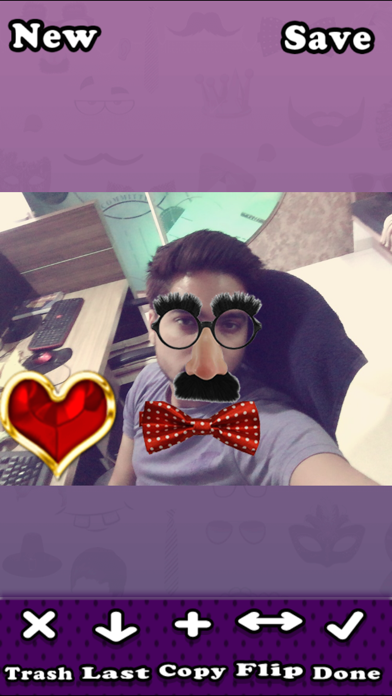 Funny Face Changer & Free Stickers screenshot three