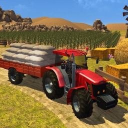 Farm Transport Tractor Driver