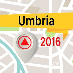 Umbria Offline Map Navigator and Guide