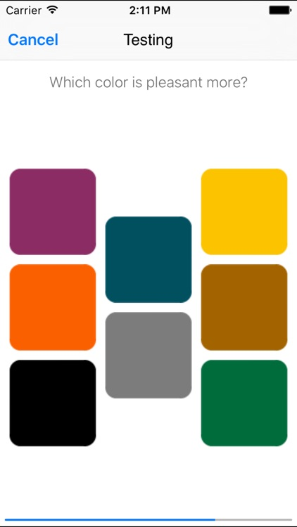 FLUCT - Full Color Personality Test screenshot-3