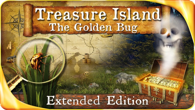 Treasure Island - The Golden Bug (FULL) - Extended Edition - A Hidden Object Adventure screenshot-0
