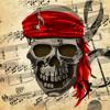 Pirates of the Caribbean (interaktive Musiknoten)