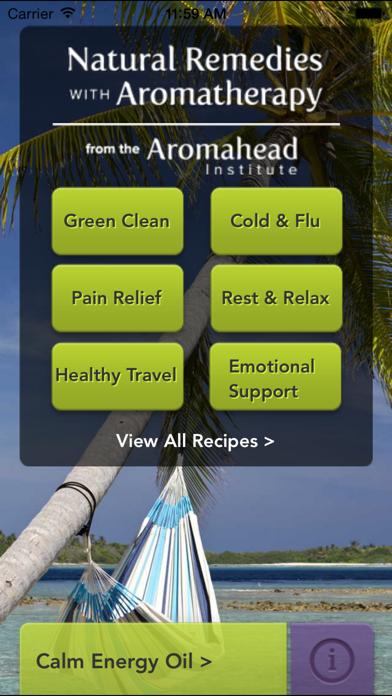 Aromahead's Natural Remediesのおすすめ画像1
