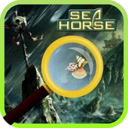 Sea Horse : Free Hidden Object Games