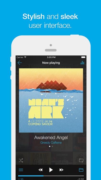 n7player Music Player screenshot-3
