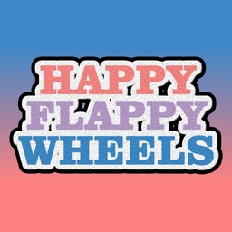 Happy Flappy Wheels: Revenge Of The Bird Pipes