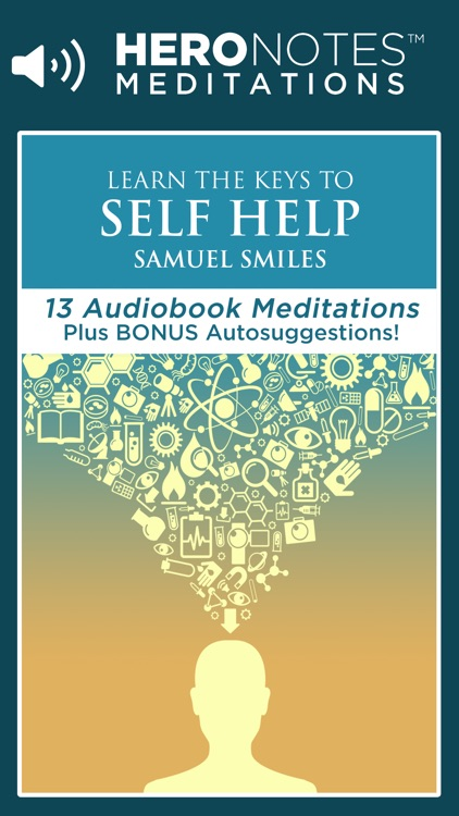 Self Help Meditations by Samuel Smiles screenshot-0