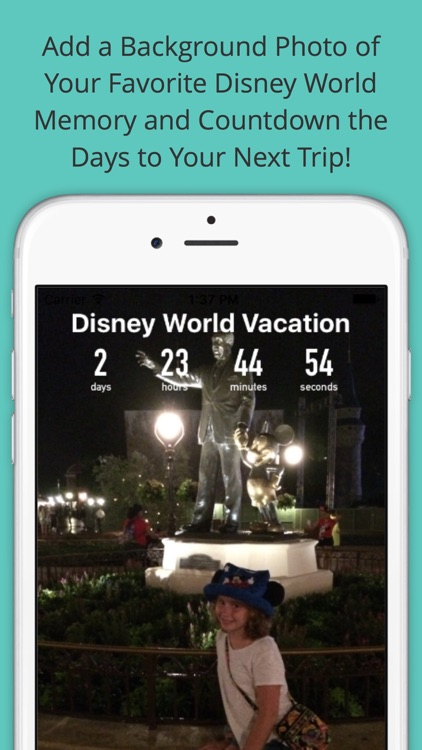 My Disney World Journey from DPart