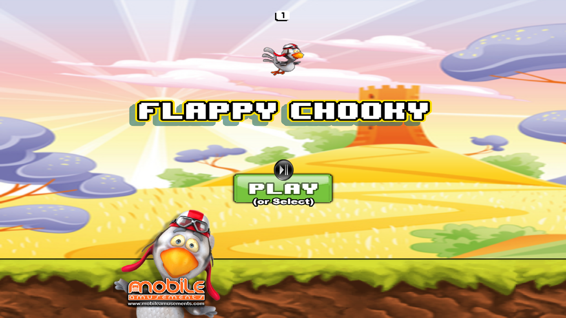 Flappy Chooky TV screenshot 4