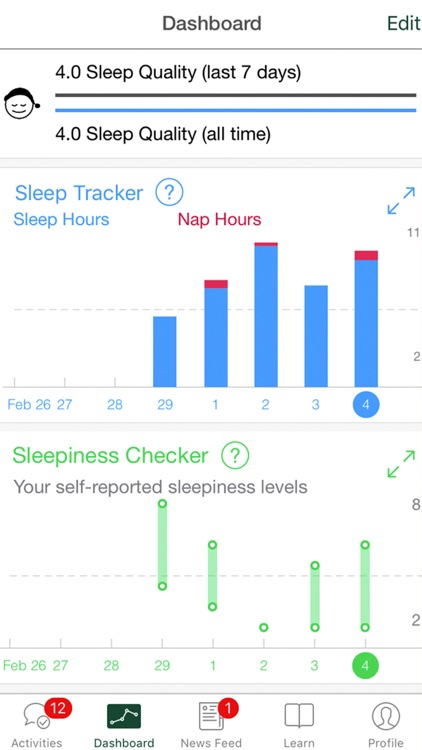 SleepHealth screenshot-3