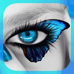 Girly Eye Color Changer Pro - Pupil Effect Cosmetic Studio & Colorful Contact Lenses Booth
