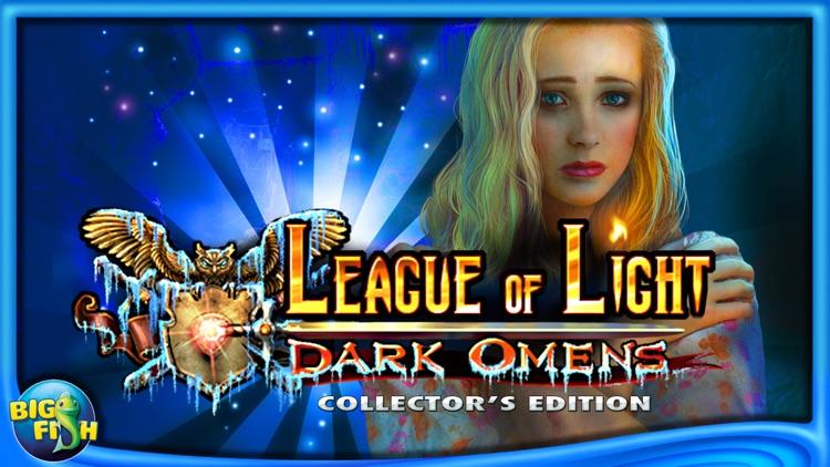 League of Light: Dark Omen - A Hidden Object Adventure screenshot-4