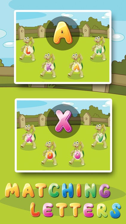 Alphabet Turtle for Kids - Children Learn ABC and Letters screenshot-3