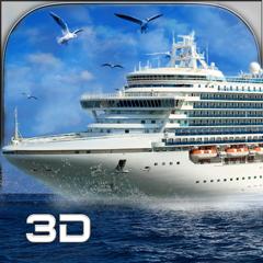 Segeln Kreuzschiff Simulator 3D