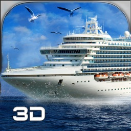 Sailing Cruise Ship Simulator 3D
