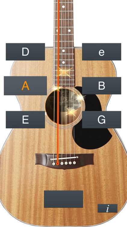 Guitar Tuner Simple screenshot-1
