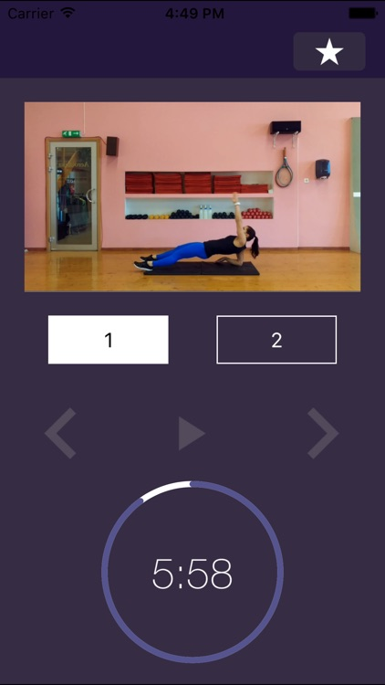 Plank Exercise Challenge – Full Workout Package to Get Strong Upper Body – Abdominal and Chest Exercises screenshot-1