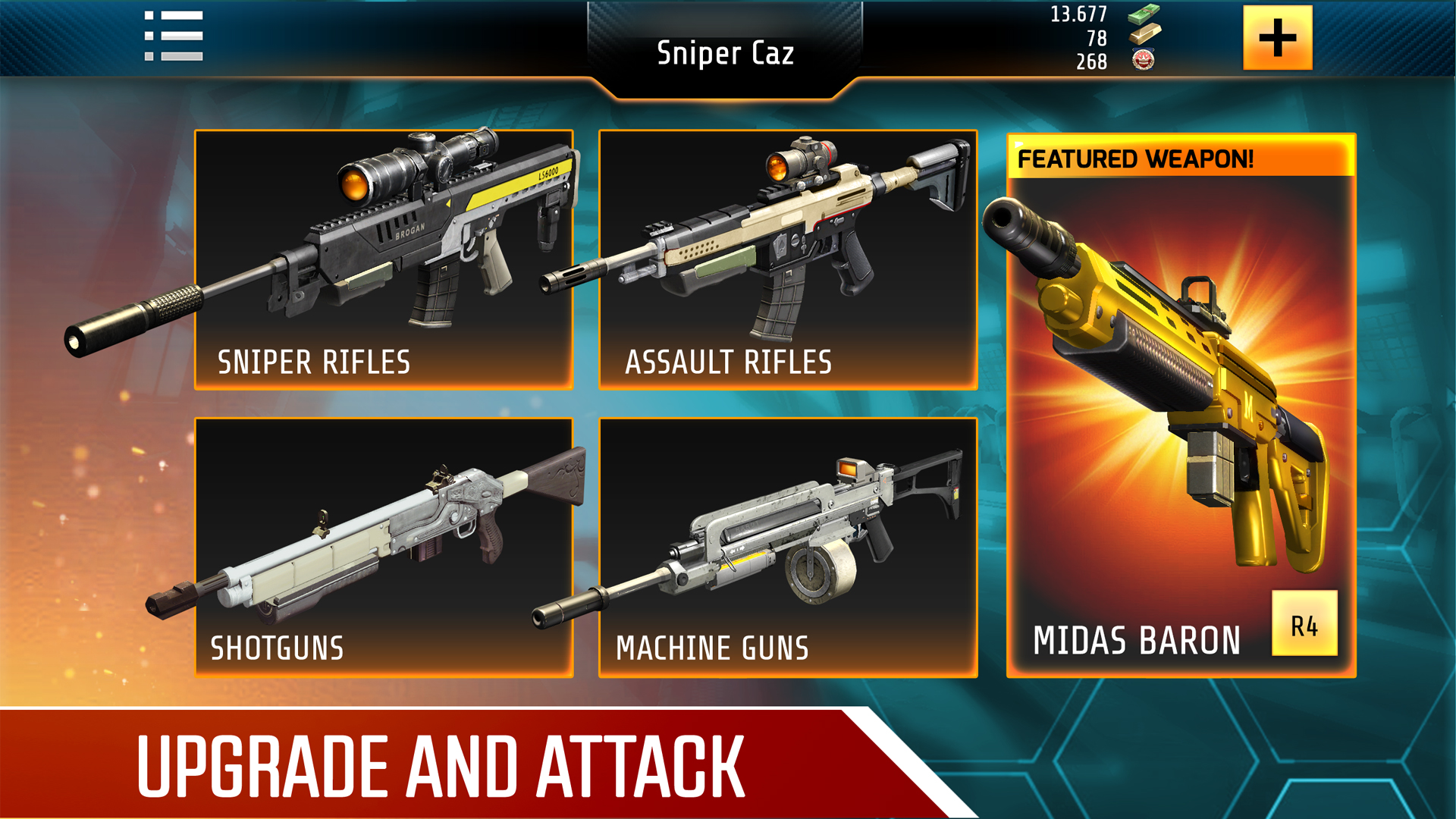 Kill Shot Bravo: Sniper Game screenshot 14