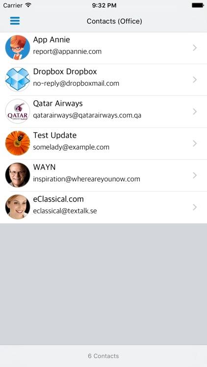 mail365: Mail, Calendars, Tasks for Office365 screenshot-4