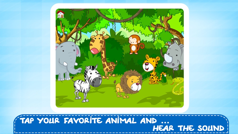 First Words: Learn Animal Names, Sounds For Preschool Kids | By Macaw Moon hack tool