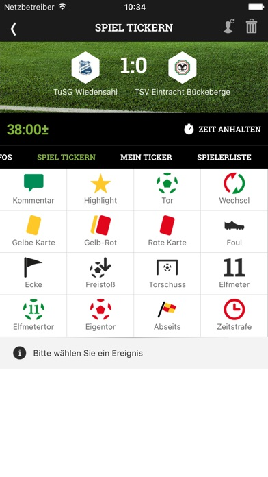 Screenshot for DFBnet in Germany App Store
