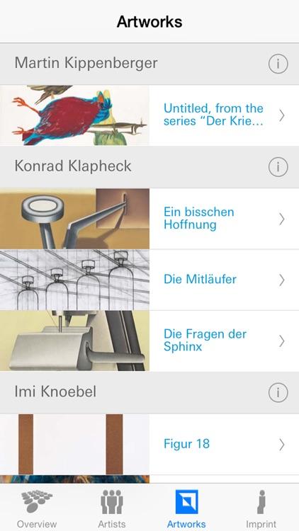 Deutsche Bank Art works – Städel Edition screenshot-3