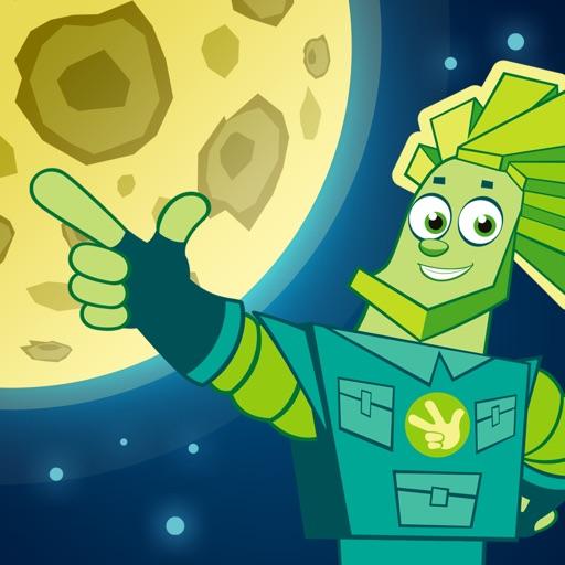 Фиксики: полет на Луну
