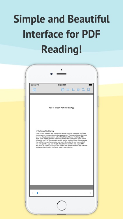 PDF Reader-Free screenshot-0