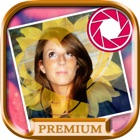 Photo editor for your profile with effects to edit your favorite pictures on Valentine's Day – Premium icon