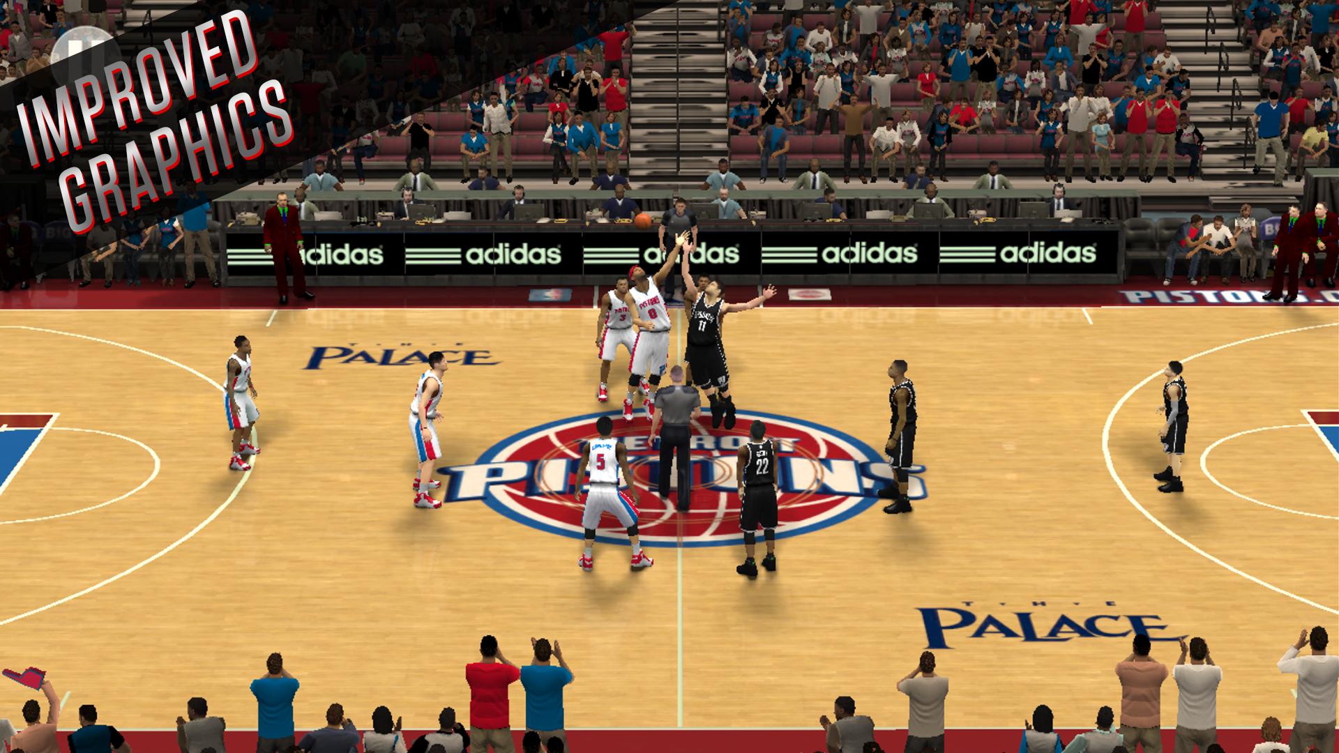 NBA 2K16 TV Edition screenshot 1