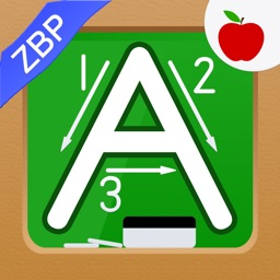 ABCs Kids Alphabet Handwriting & Letter Tracing ZBP - School Letter Tracing Game