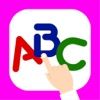 ABC Touch alphabet letters for preschool kids - iPhoneアプリ