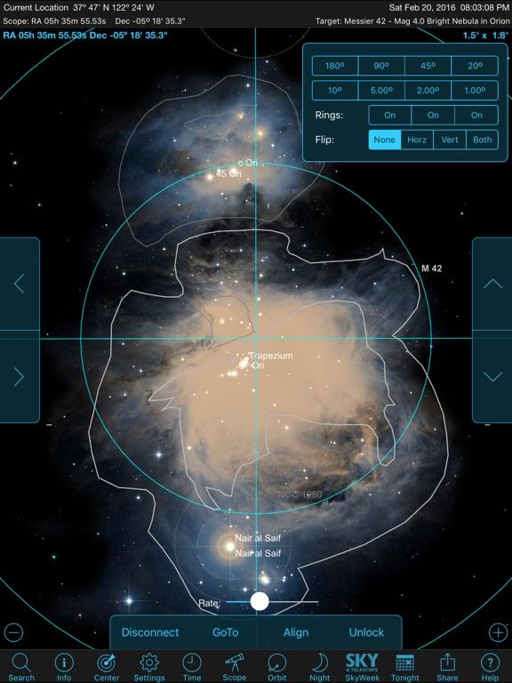 Screenshot #5 pour SkySafari 5 Pro