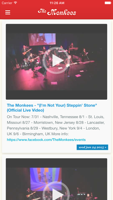 The Monkees App Profile  Reviews, Videos and More
