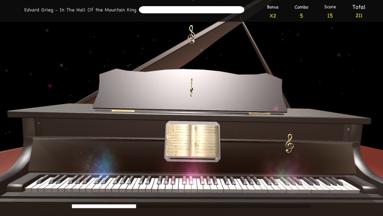 Piano Songs 3D