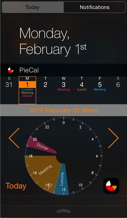 PieCal screenshot-0