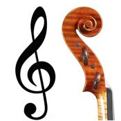 Violin Sight Reading Trainer icon