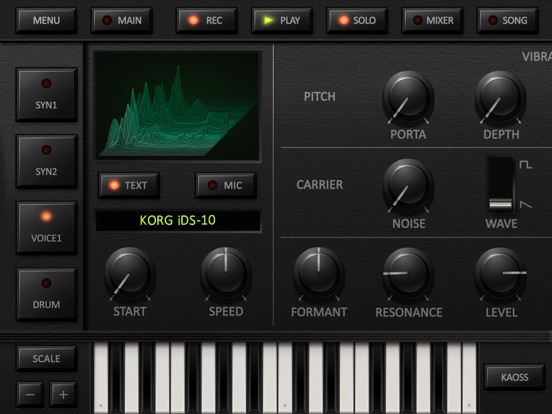 Screenshot #6 pour KORG iDS-10
