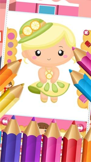 Little Princess Gida Boyama Dunya Cizim Hikayesi Cocuk Oyunu App