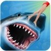 Angry Shark 3D. Attack Of Hungy Great White Terror on The Beach - iPhoneアプリ