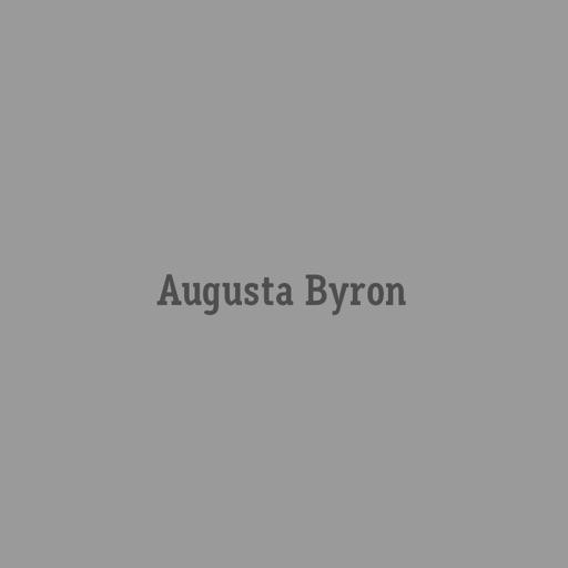 Augusta Byron