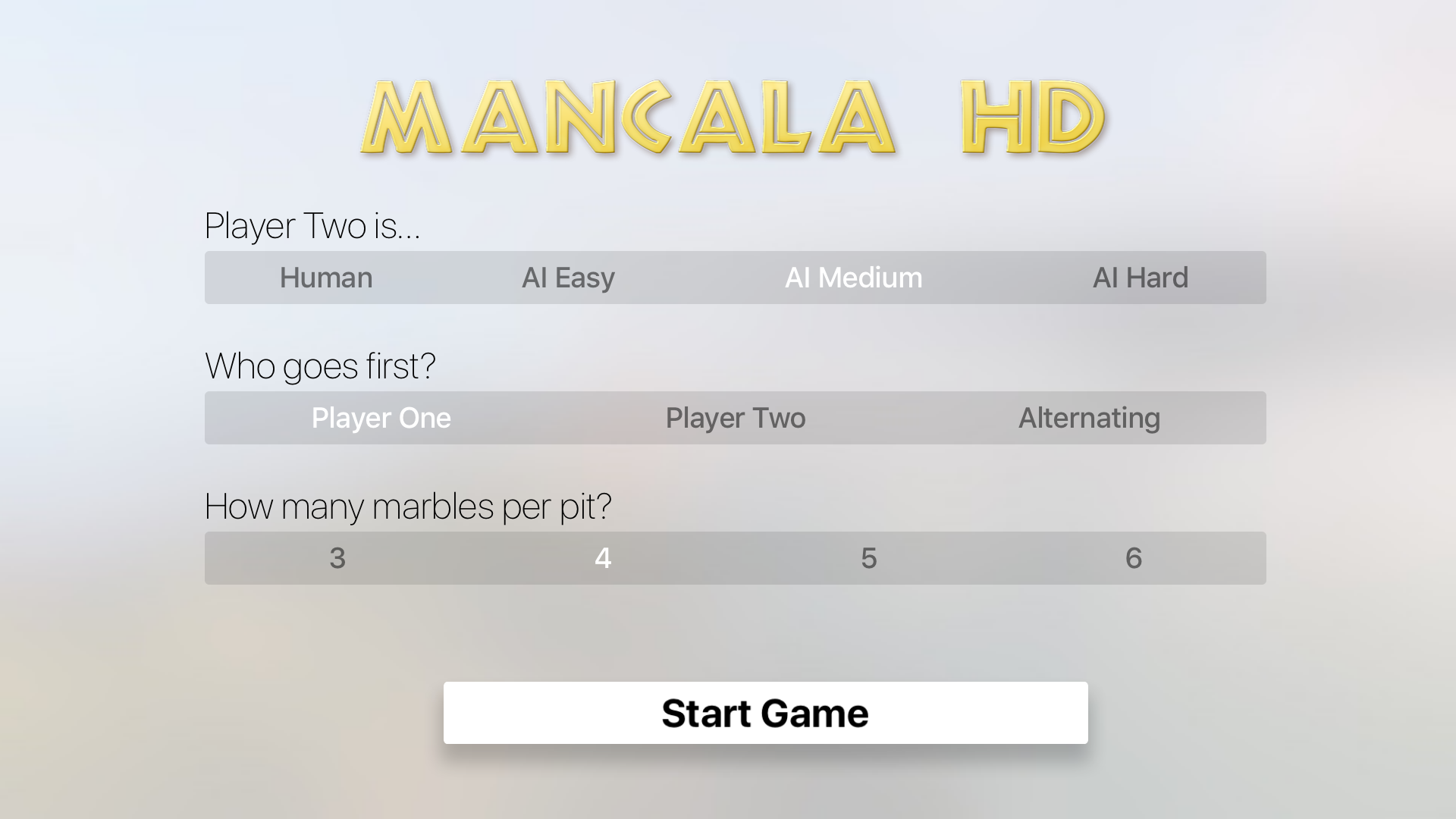 Mancala HD screenshot 10