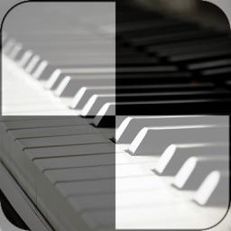 钢琴块儿-指尖荏苒没事点点别踩白块儿