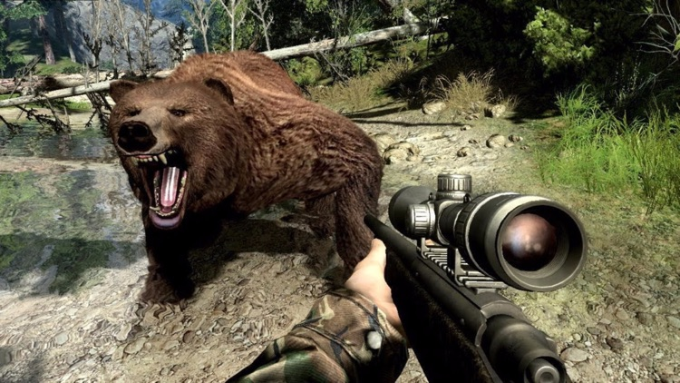 Wild Hunt Adventures 3D - Hunting Simulation