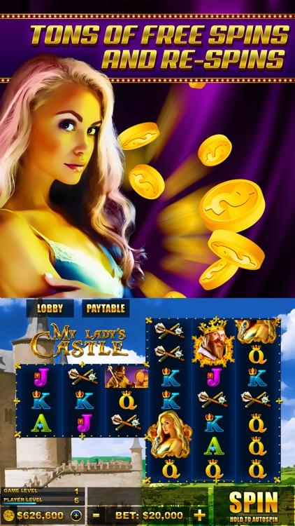 Slots Casino Joy - Free Slot Machines & Solitaire screenshot-3