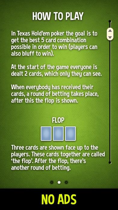 Poker Hands - Learn Poker screenshot two