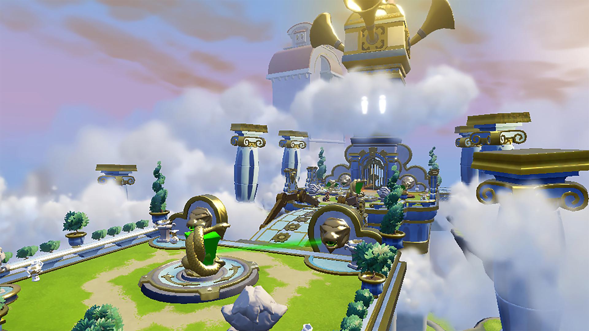 Skylanders SuperChargers screenshot 11
