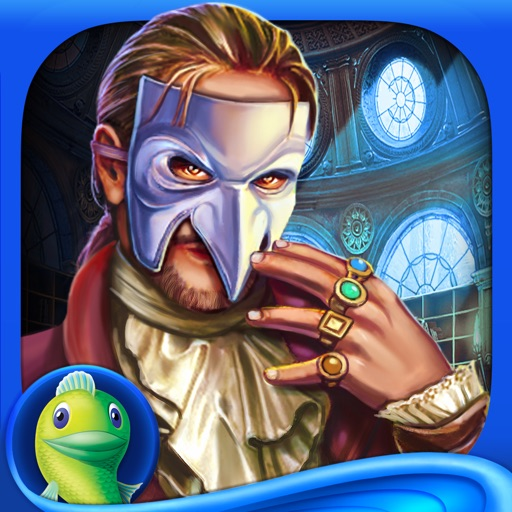 Grim Facade: The Artist and The Pretender HD - A Mystery Hidden Object Game