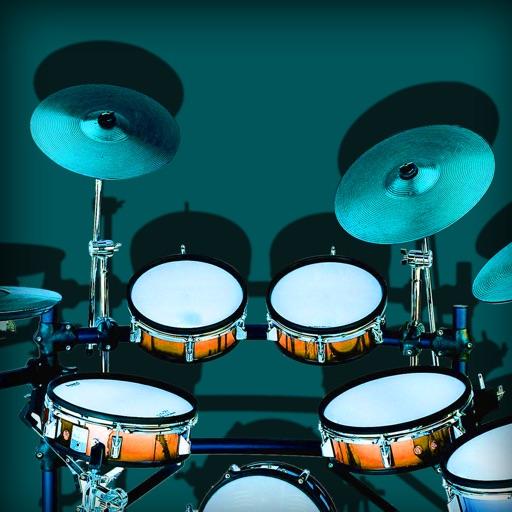 Electric Drum Set iOS App