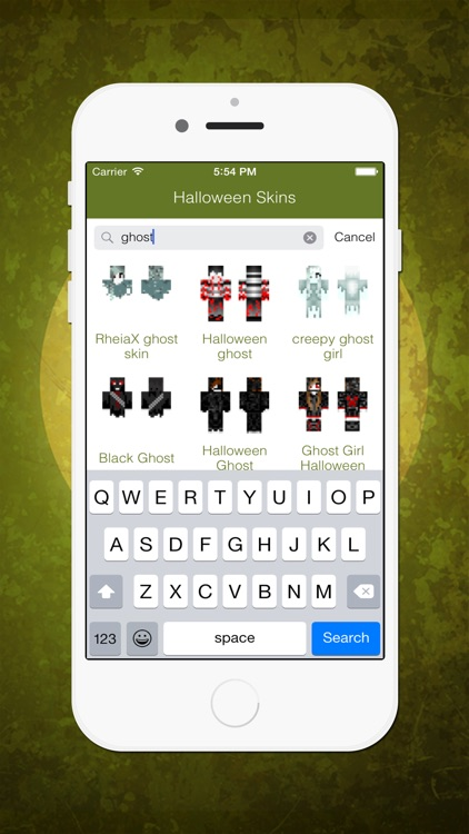 Best 3D Halloween Skins - Ultimate Collection for Minecraft PE & PC